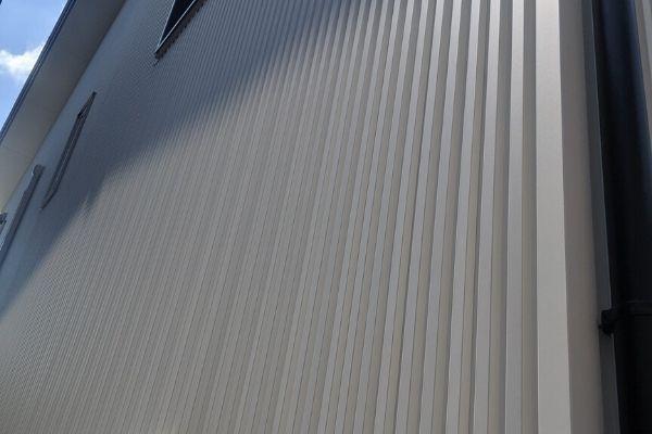 おすすめの外壁は日新製鋼の「Kスパン」